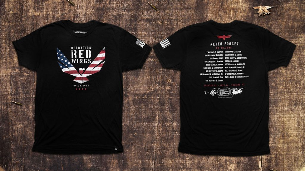 Operation Red Wings shirt