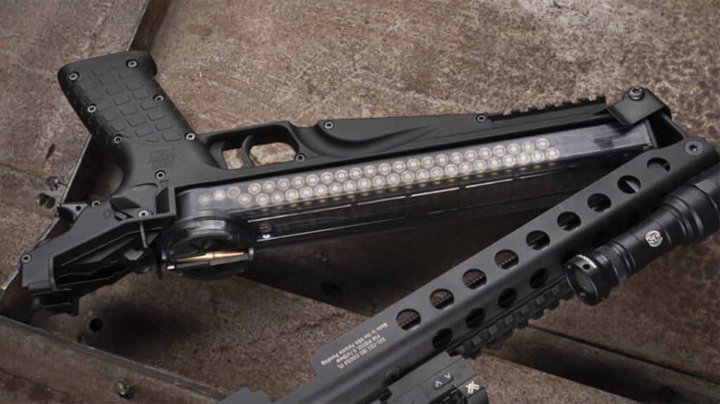 KelTec KP50 5.7x28mm Pistol, Magazine