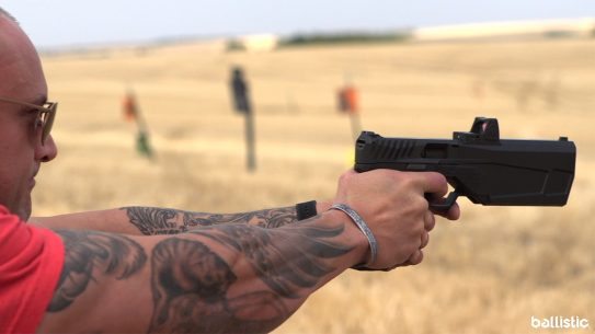 SilencerCo Maxim 9 pistol review, rendezvous