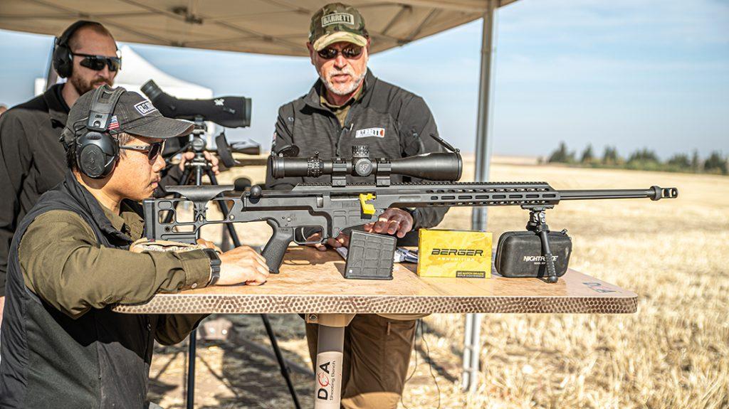 Barrett MRAD SMR Rifle Review, test