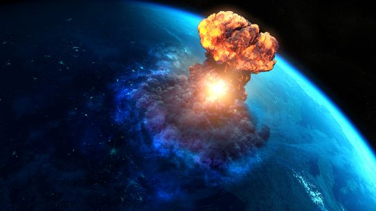 Human Extinction Event, end of the world