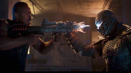 Mortal Kombat 2021 Trailer, Keltec KSG, Sub Zero, Jax