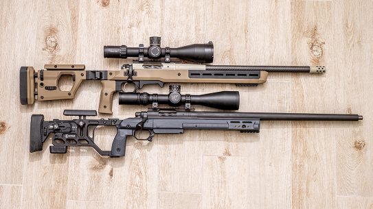 Rifle Chassis, Precision Rifle Chassis, Rifle Chassis system, lead
