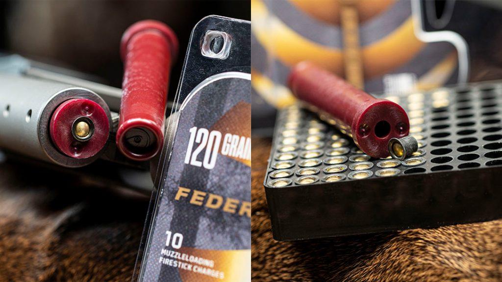 Federal Firestick, muzzleloading