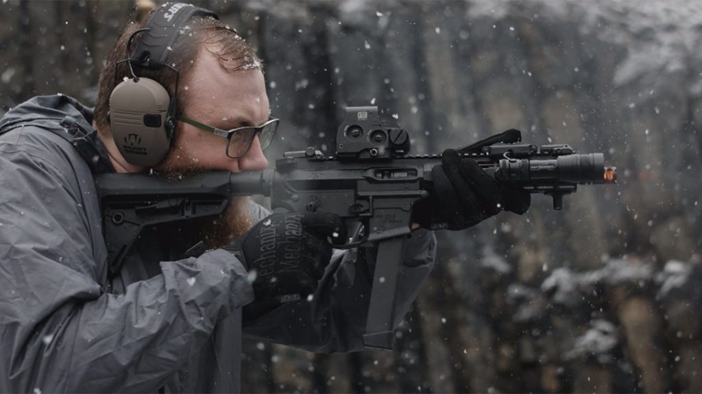 AERO Precision EPC 9 pistol caliber carbine, AERO EPC-9 build kit, lead, new guns 2021