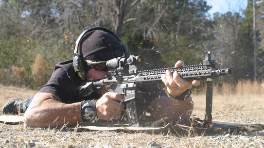 Rifle Marksmanship Drills, Pat McNamara, lead