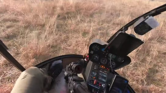 Hog Hunt Helicopter Crash Texas, Hog Hunting, reup