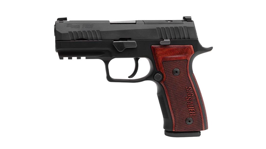SIG P320 AXG Classic Pistol, left