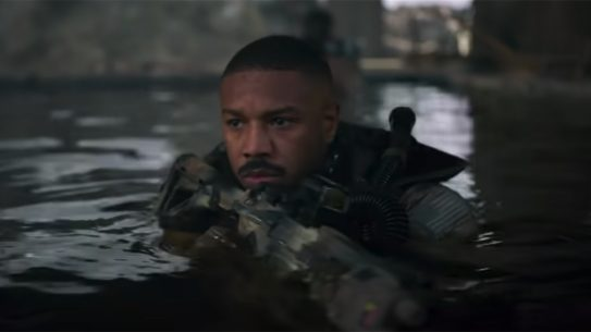 Without Remorse Trailer Guns, Michael B Jordan Tactical Training