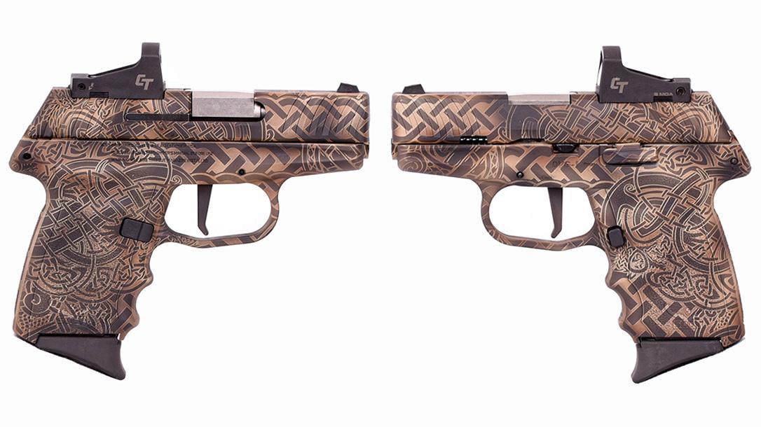 Custom SCCY DVG-1RD Pistol, Odin's Workshop