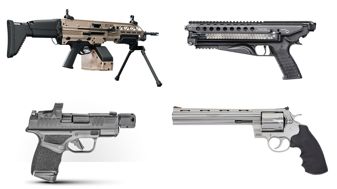 New Guns 2021: All of the Guns Announced This Year So Far