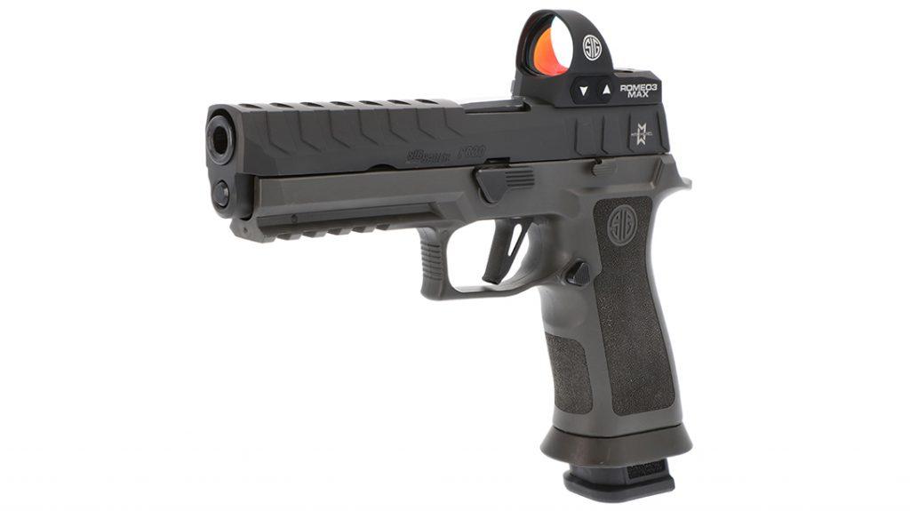 SIG P320 MAX pistol