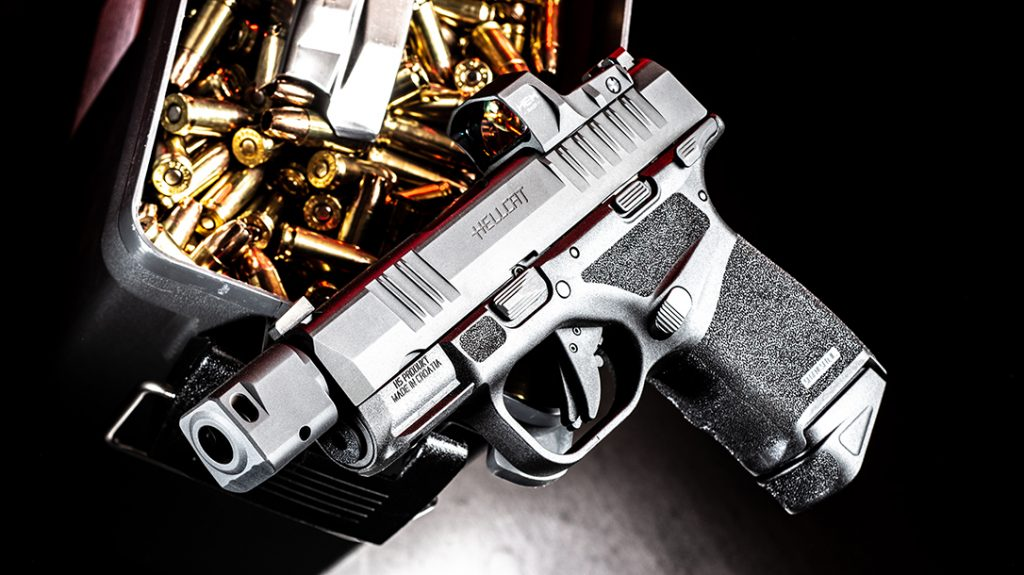 Springfield Hellcat RDP, pistol, ammo, new guns 2021