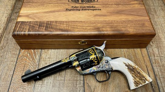 Tyler Gun Works auction colt single action army