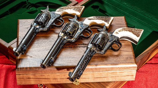 Tyler Guns Works Engraving Extravaganza, gun engraving contest