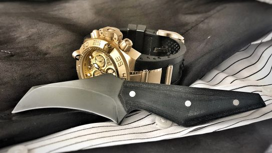 It ain't easy being top dog, but this blade makes everyday carry a little easier.