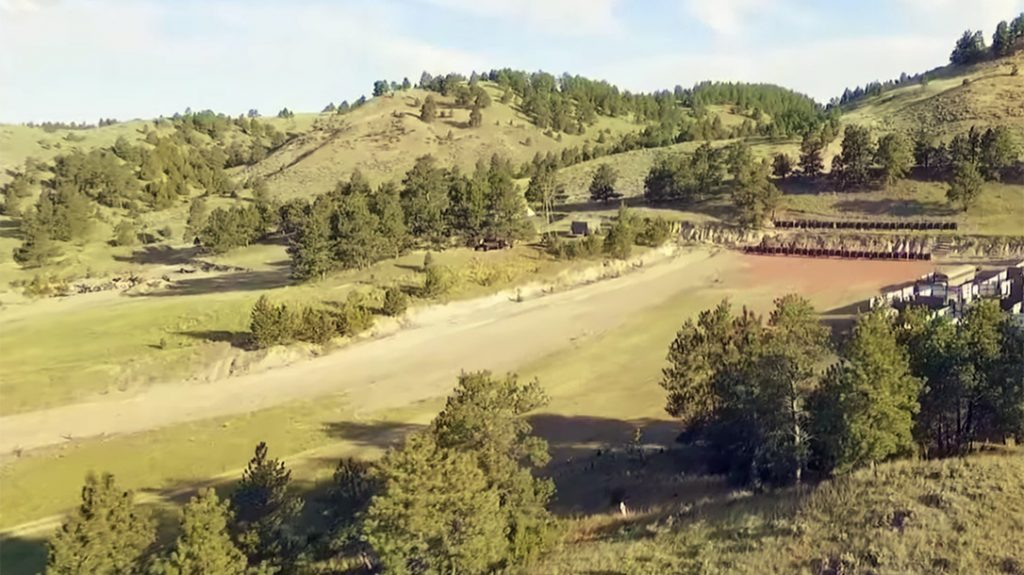 The High Bar Homestead provides 20 ranges, with varying distances and disciplines, and close to 1,000 steel targets.