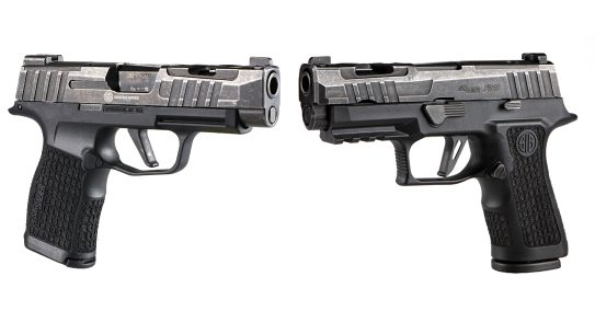 The SIG Spectre series blends a new look with popular XSERIES features.