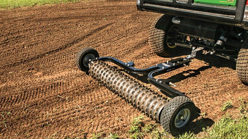 farmland, ATV, all-terrain vehicles, farming, Kunz Cultipacker