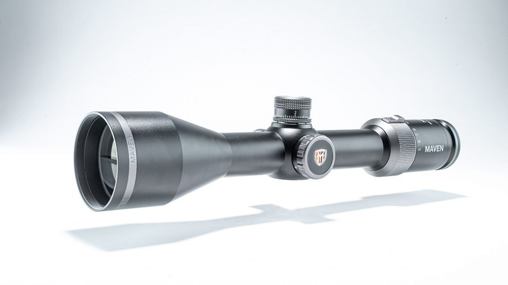 Maven RS.3 adds to the 6 top rifle scopes