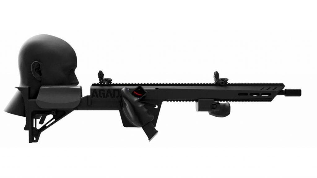 The CAA AGADA PCC Rifle.