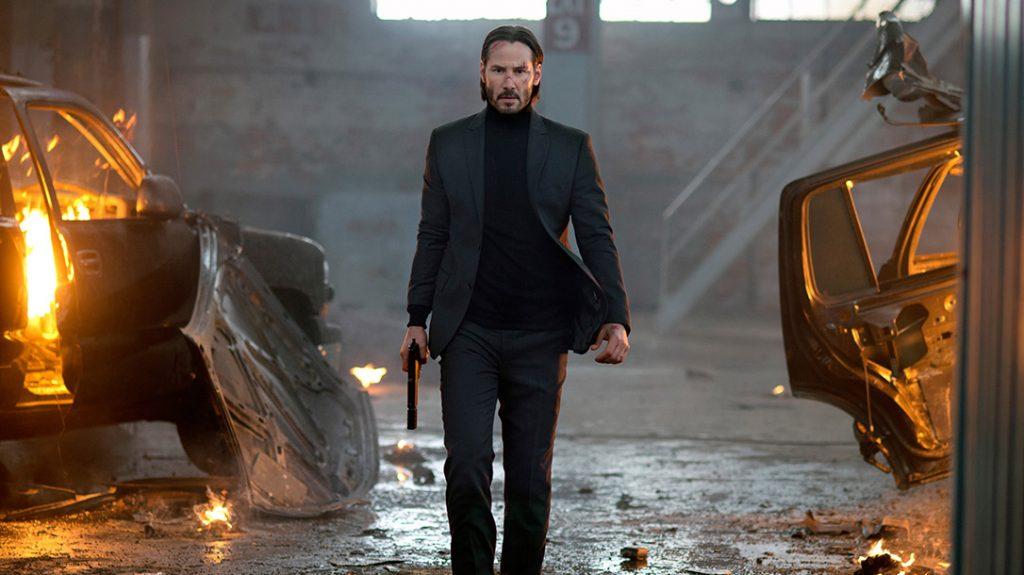 John Wick vs James Bond would be the showdown of the century.