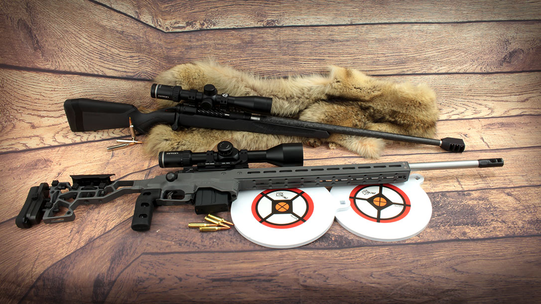 The Savage Model 110 Goes Against Itself in a Hunting vs Target Matchup