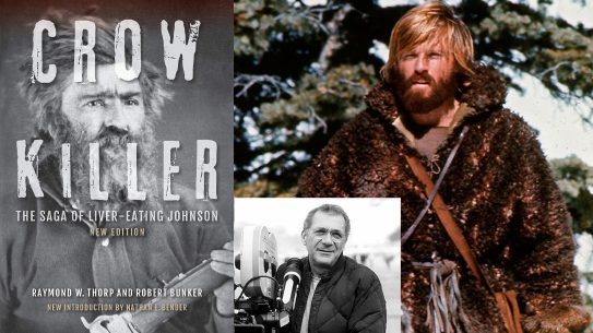 The story how Jeremiah Johnson went from page to screen.