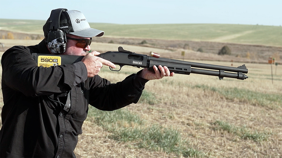 WATCH: Up Your Payload Big With the Mossberg 590S Shotgun