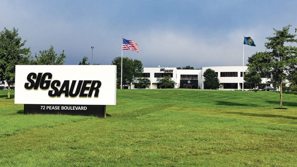 With a state-of-the-art manufacturing facility, SIG Sauer is poised to dominate for decades to come.