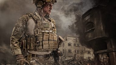 Tough as Nails Lead in_Infantryman_Straight8 Photography