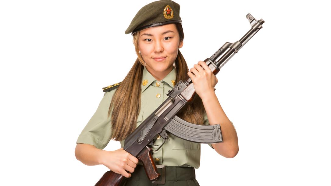 Chinese AK 47, Chinese AK