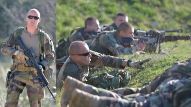 March or Die: An American Experience in the French Foreign Legion