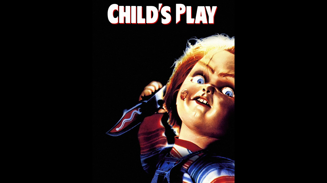 Child's Play, poster, chucky