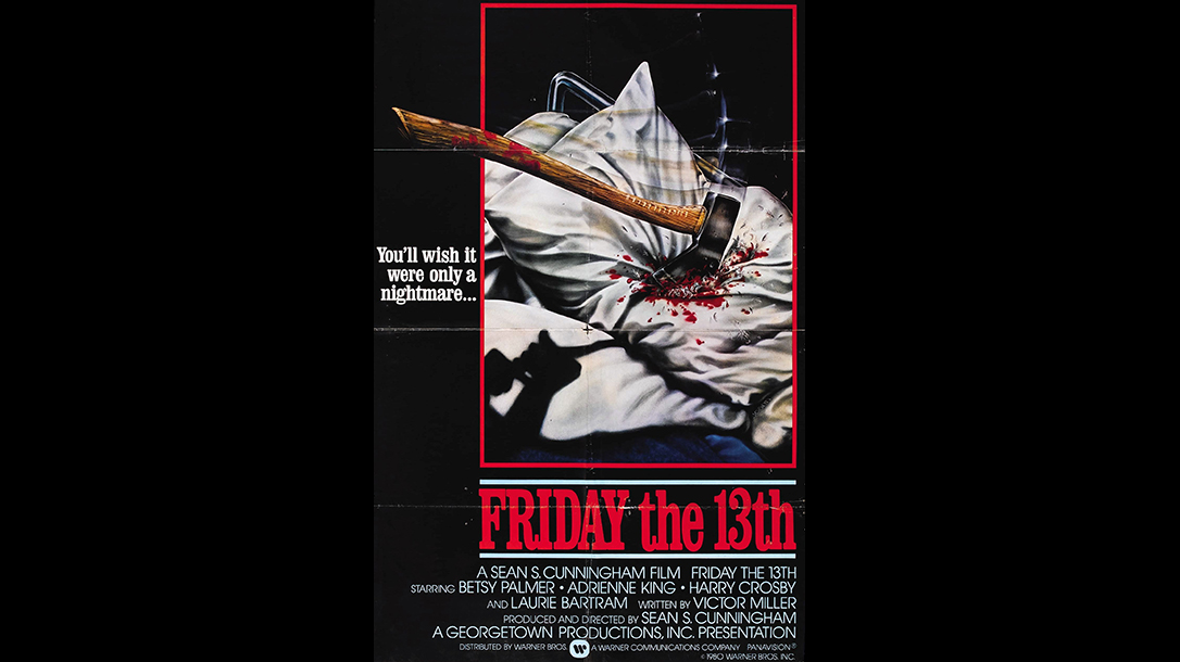 Friday the 13th, poster, horror movies based on true stories