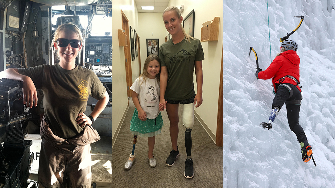 Kirstie Ennis, We Are the Mighty, Marine Corps, Amputee