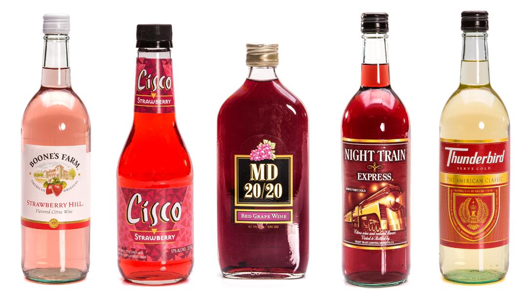 bum wine variety
