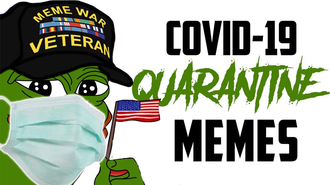 coronavirus memes, COVID-19 Memes, frog