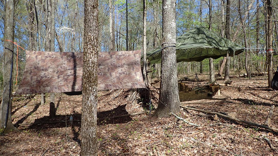 COVID-19 Quarantine, backwoods survival, camp
