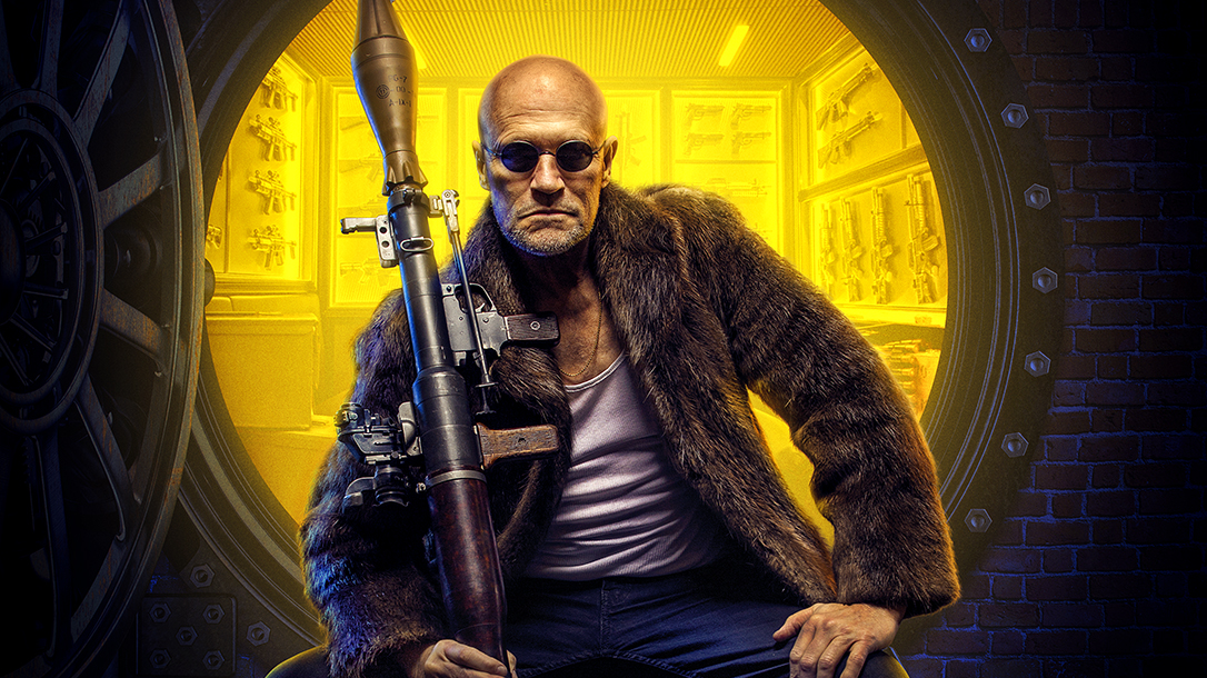 Michael Rooker With an RPG