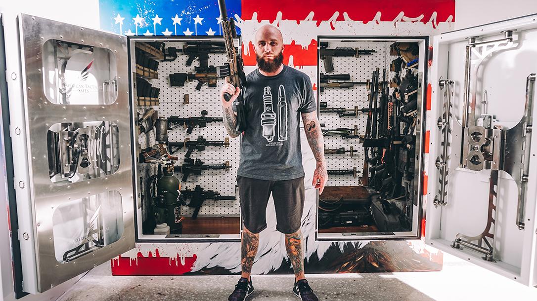 Austin Weiss Metal Fabricator