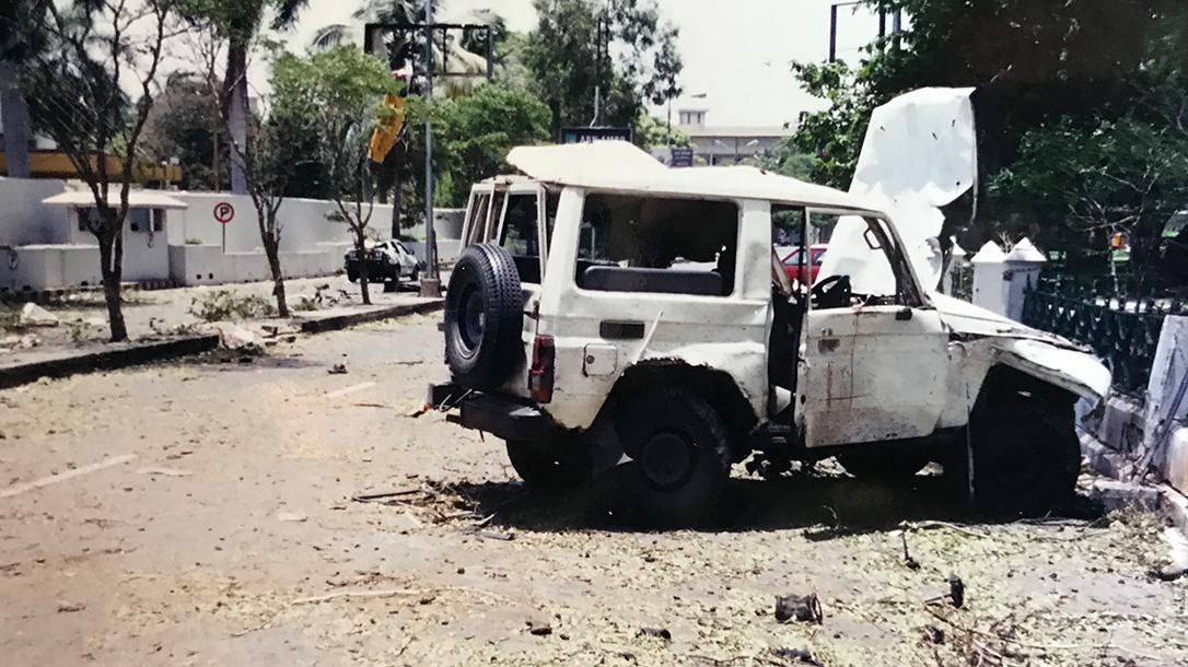 vehicle bombing