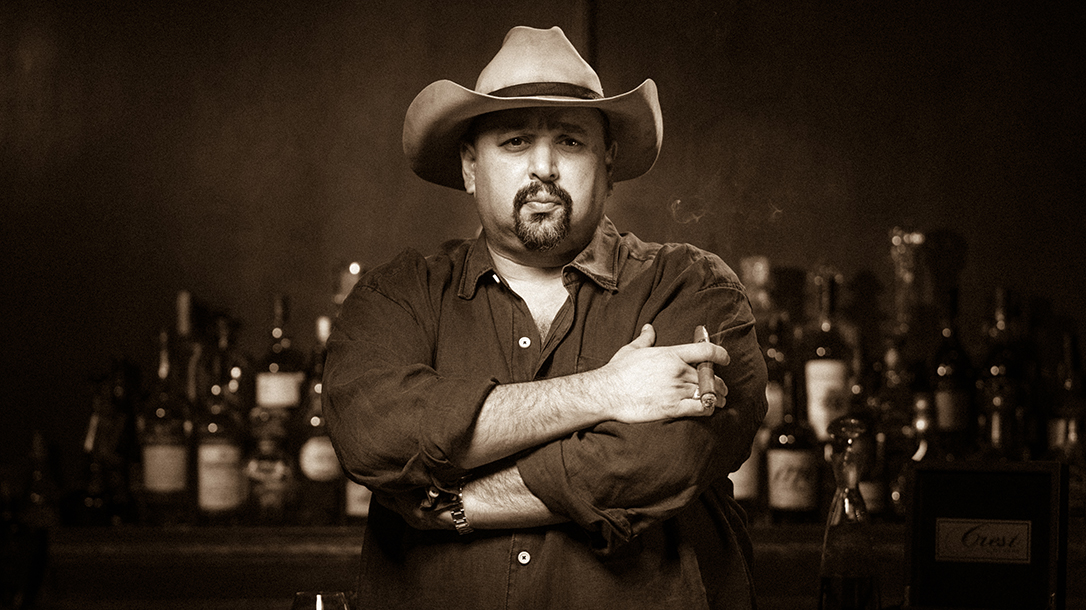 Kaizad Hansotia of Gurkha Cigars