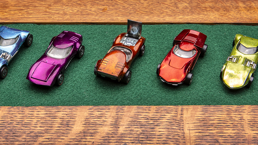 valuable collectable Hot Wheel cars