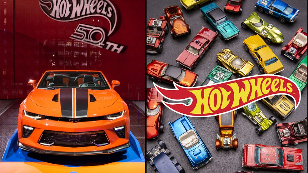 Hot Wheels collections are big business!