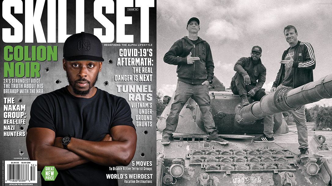 Skillset Summer 2020 Cover Reveal, Colion Noir