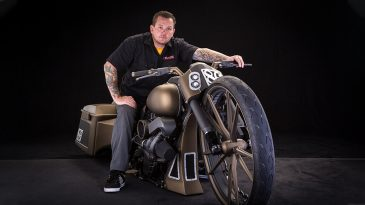 How Trask Performance Puts Together Its Sexy 'Assault Bike' Motorcyles
