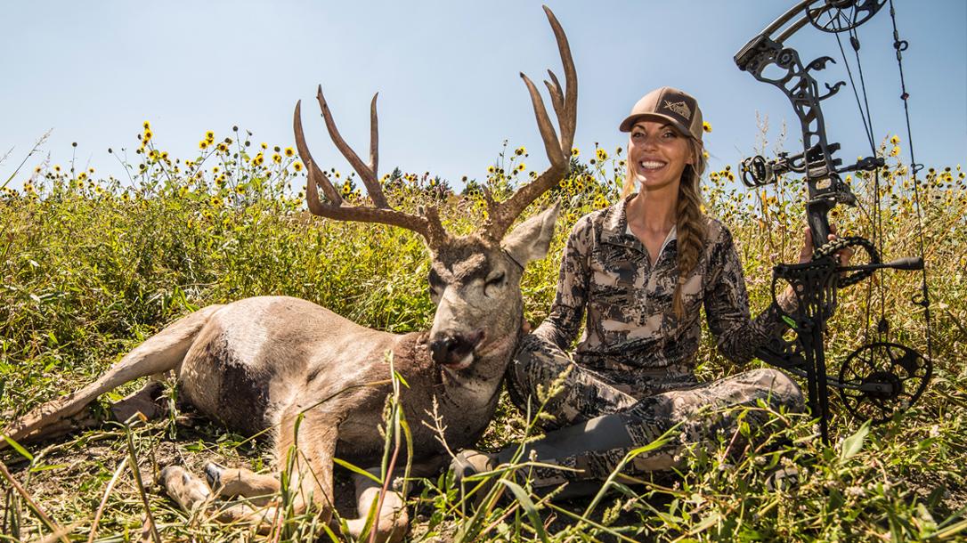Julie McQueen, hunter, hunt