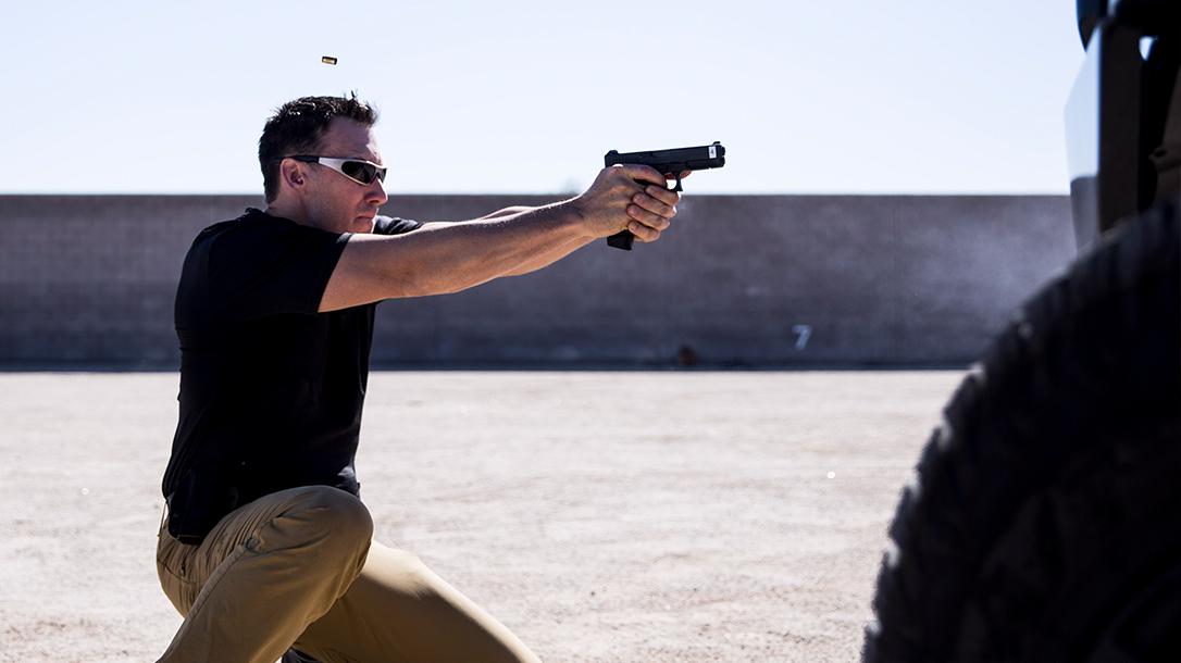 Travis Haley shooting