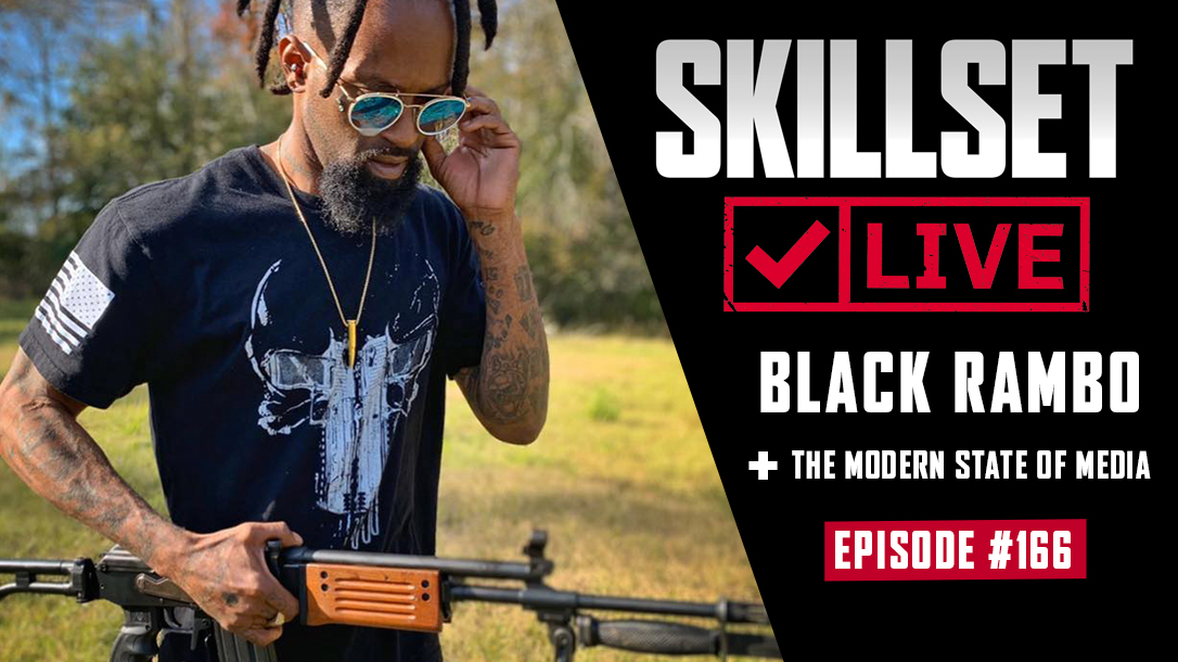 Skillset Live Black Rambo
